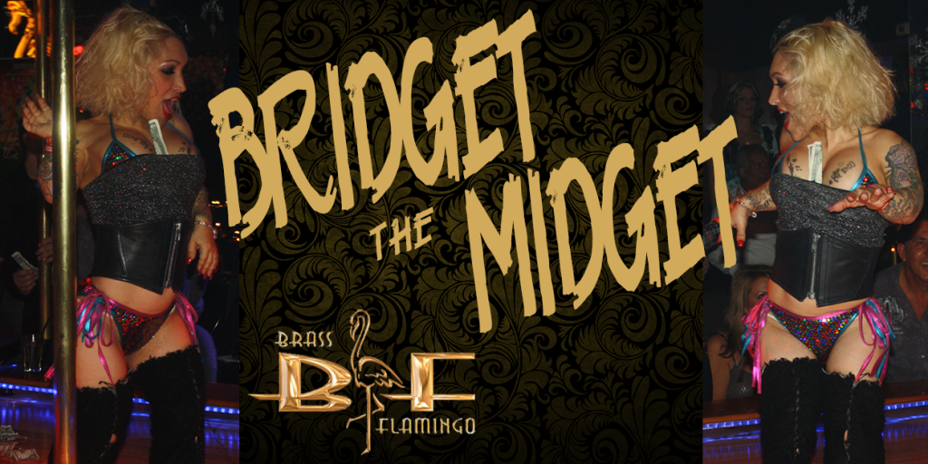 bridget_the_midget_brass_flamingo_cover